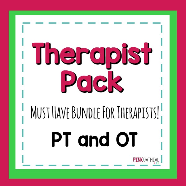 therapist pack