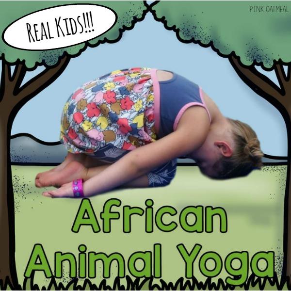 African Animal Yoga