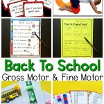 Back To School Motor Planning