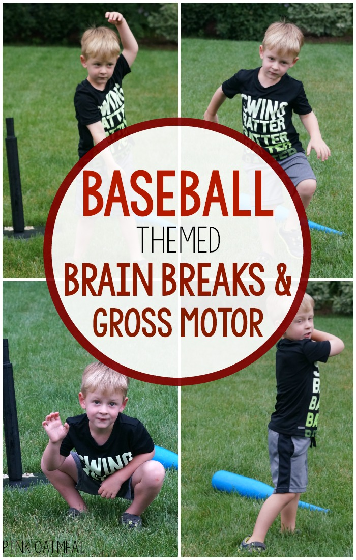 Baseball Brain Breaks