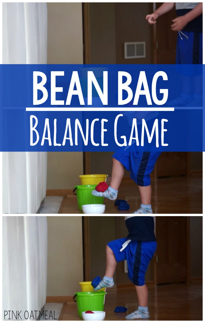 balancing games for preschoolers bean bag balance pink oatmeal 133