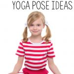 Kids Christmas Yoga Pose Ideas