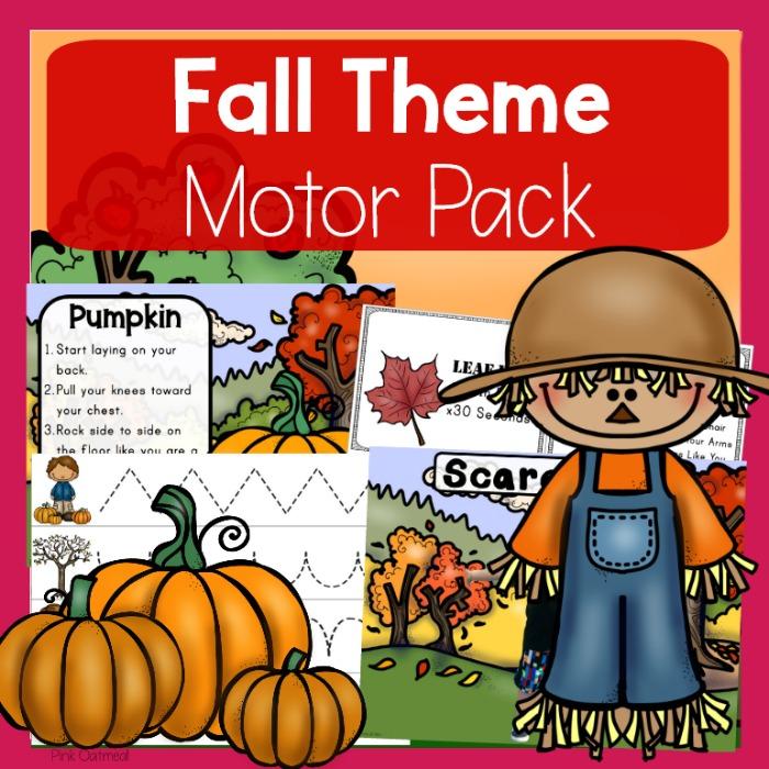 Fall Motor planning - Motor Pack