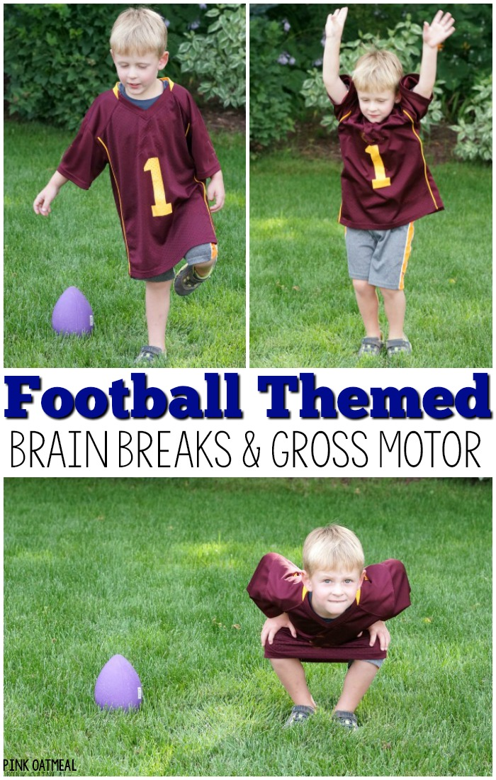 Football Brain Breaks