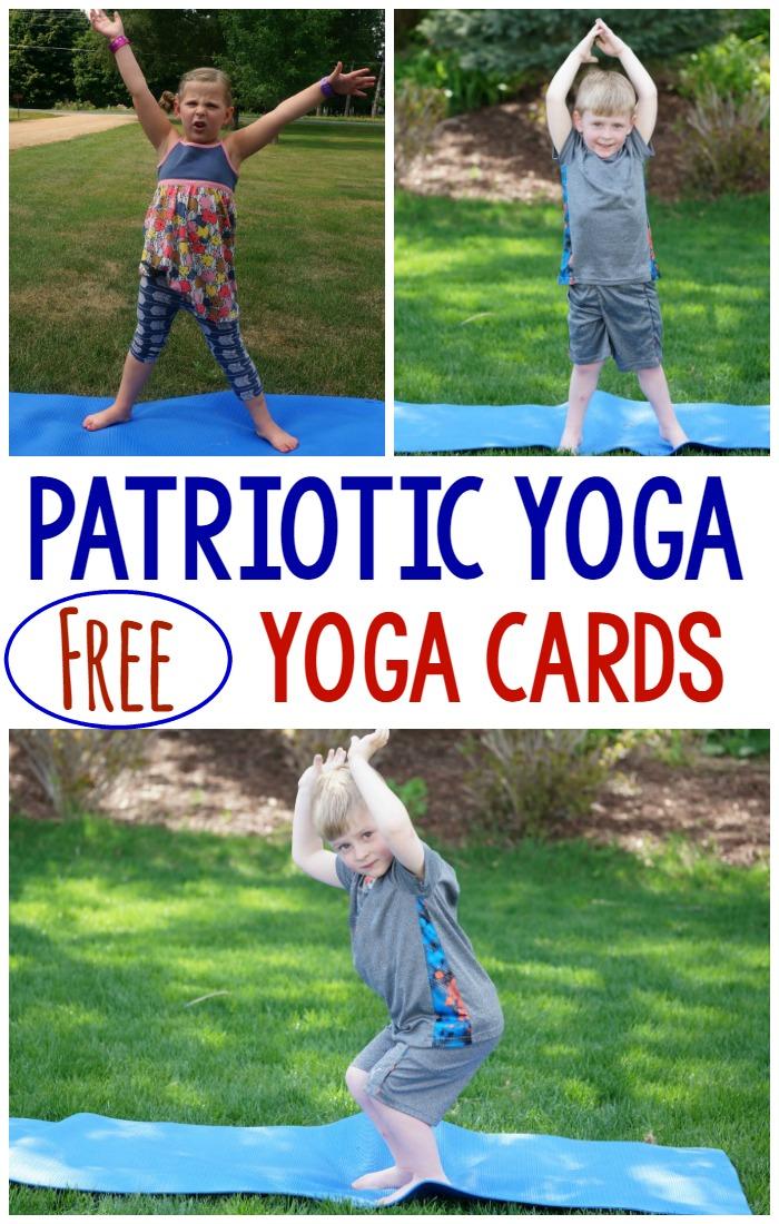 Patriotic Yoga