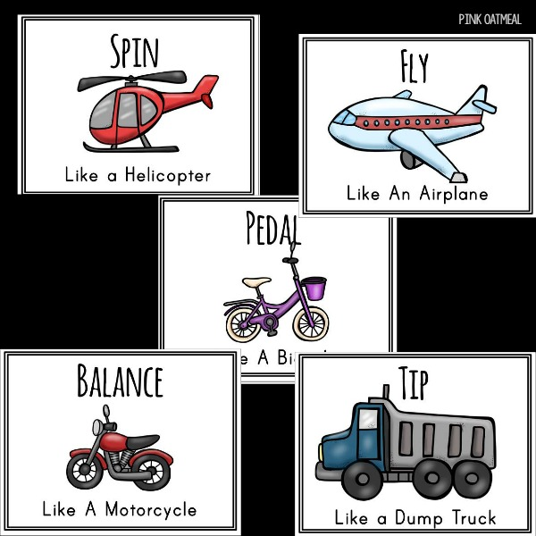 free-printable-gross-motor-transportation-cards