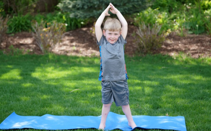 Garden Yoga For Kids Yoga Pose Ideas