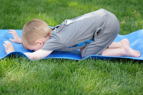 Garden Yoga Pose Ideas! Perfect For A Garden Unit, Plant Unit, Spring Themed
