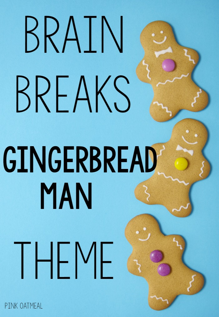Gingerbread Man Activities. The perfect idea for your Gingerbread Man unit.