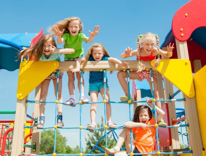 Gross Motor Activities - Playground