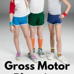 Fitness Week for Gross Motor Planning - A fun gross motor plan to encourage fitness during this week with fun games, printables, and activities. Fun for preschool gross motor, classroom brain breaks, and physical education activities. Fun ideas for pediatric physical therapy, pediatric occupational therapy, or speech therapy. #grossmotor #preschool #fitness
