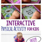 Interactive Brain Breaks are a great way to get interactive physical activity in with your kids. Make their technology active and get in the much needed physical activity!