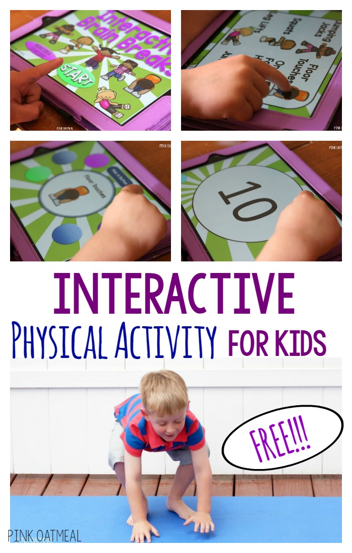 Interactive Brain Breaks – Free Game