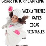 January Gross Motor Planning