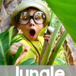 Fun ways to move with a jungle theme. My kids love these for a brain break or movement time!