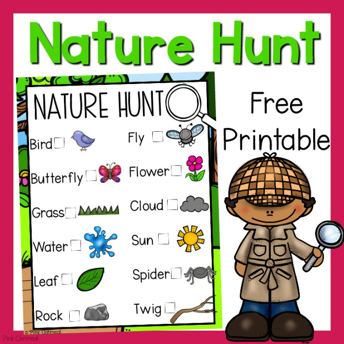 photograph relating to Printable Scavenger Hunt named No cost Printable Scavenger Hunts Purple Oatmeal