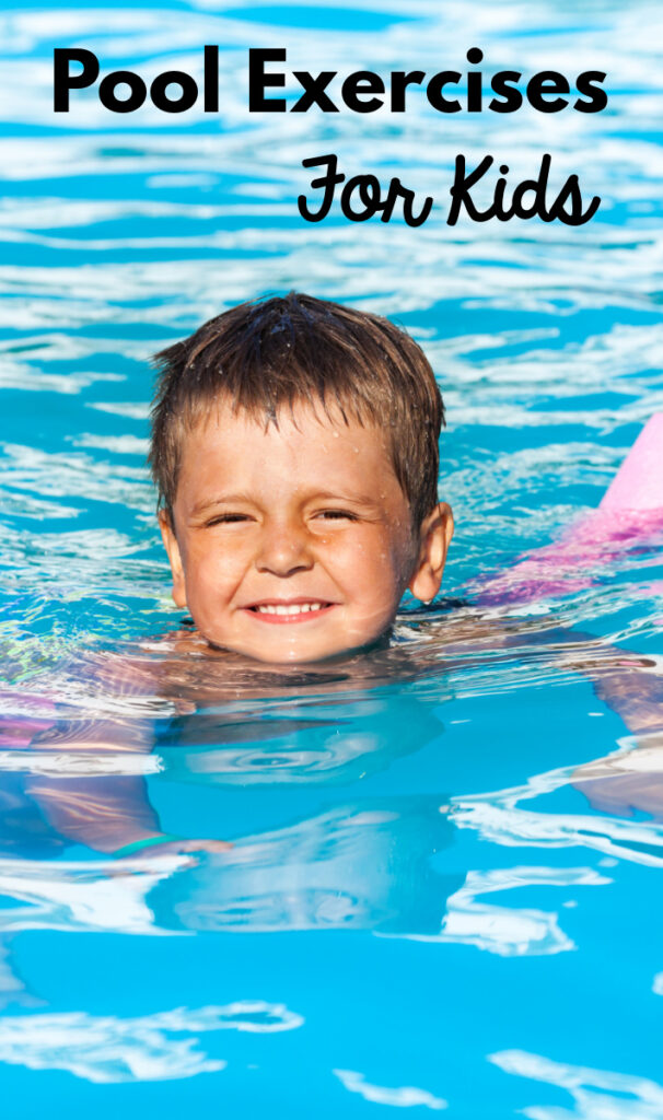 Pool Exercises For Kids