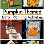 Pumpkin Themed Motor Planning
