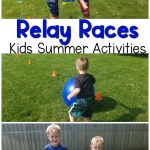 Relay Races For Kids. Ideas for fun and unique relay races that are perfect for your family gatherings, camp, field day, physical education, therapies or camps!