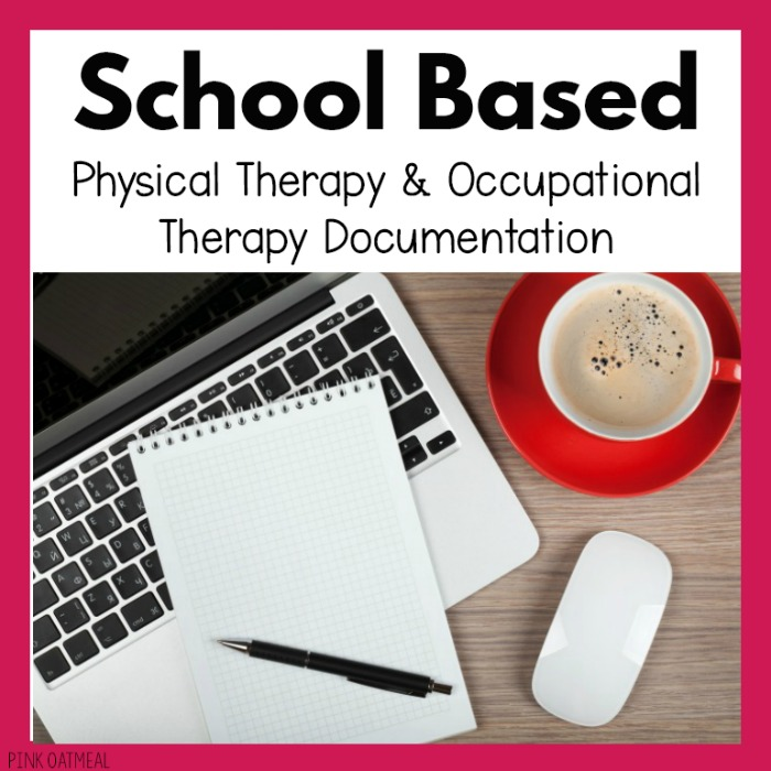 Pediatric Therapist Resources for PT and OT | Pink Oatmeal