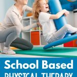 School based physical therapy resources. A great selection of resources for any new or seasoned physical therapist working in the school setting.