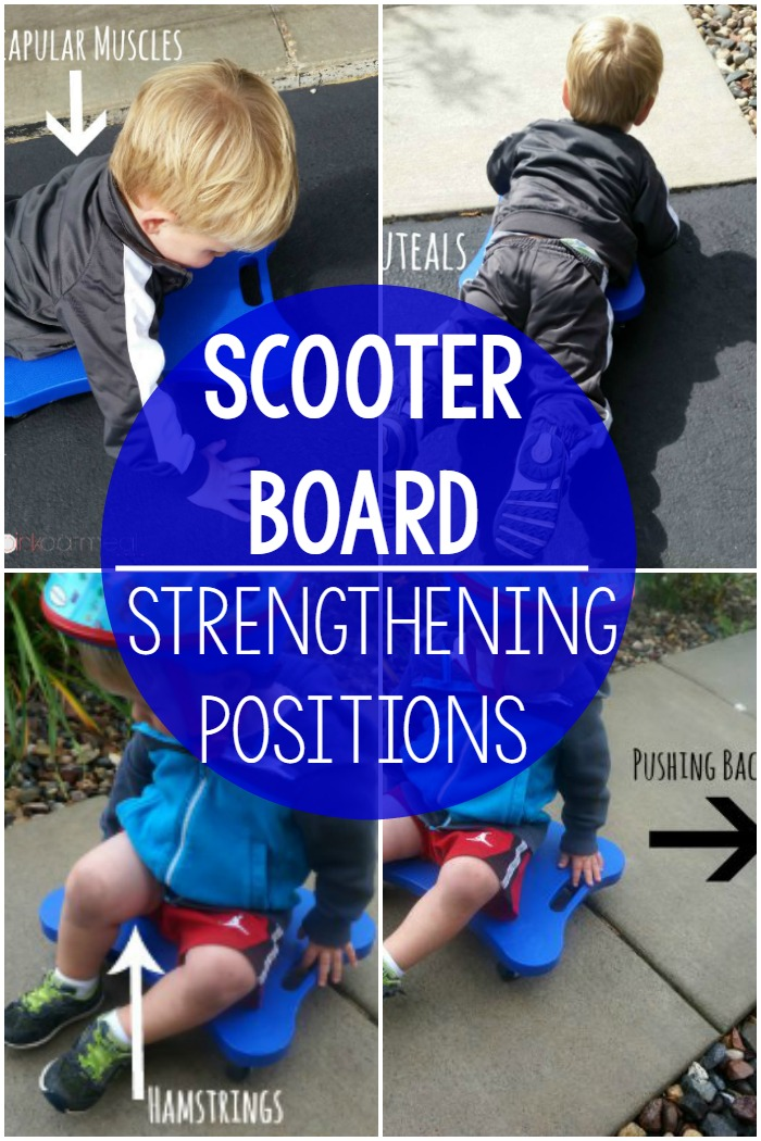 Scooter Board Strengthening
