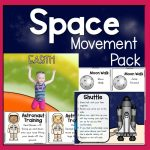 Space Yoga Pose Ideas