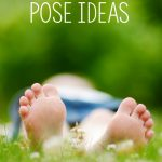 Spring Gross Motor Ideas. Spring themed kids yoga poses. Pose like a butterfly or bird. Fun poses that are easy for everyone!