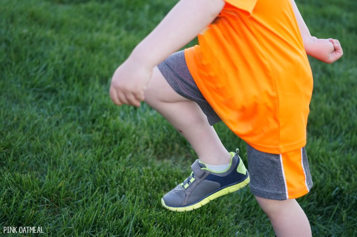 Knee Walks - Both up and down and the incline!