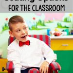 Supportive Seating for the Classroom. A great resources for ideas and supportive seating suggestions. Great for special education, physical therapists, occupational therapists and beyond.
