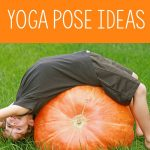 Thanksgiving Gross Motor. Kids yoga with a Thanksgiving theme is perfect for gross motor, sensory, and increased concentration all in one. All the benefits of kids yoga with a fun theme!