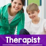 Therapist Back To School Resources