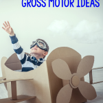 Transportation Gross Motor Ideas
