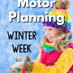 Winter Gross Motor Planning Week