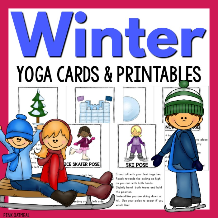 Winter Yoga For Kids