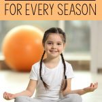 Kids Yoga For Every Season