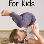 Yoga Games For Kids - Fun ideas for yoga games and yoga poses for kids!