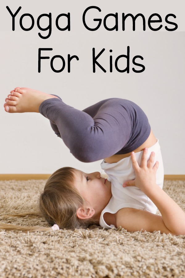 Yoga Games For Kids Of All Ages Pink Oatmeal