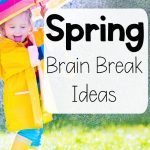 Get the wiggles out with these Spring based movement ideas. They are perfect for brain breaks! I love all the movement themes! I can't wait to do the mud theme!