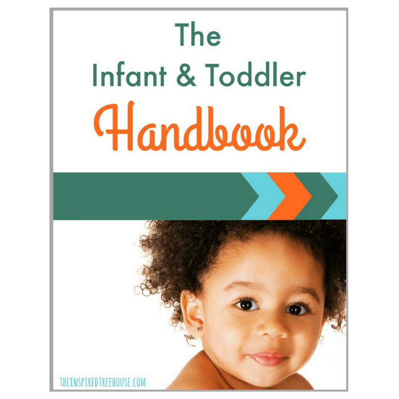 Ebooks for pediatric therapists - The Infant and Toddler Handbook